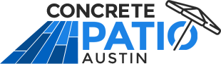 Concrete Patio Austin Logo