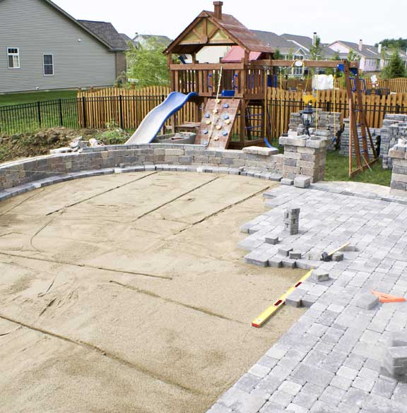 Patio Installation Companies