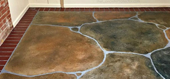 Stained Concrete Austin Stained Concrete Floors Driveways Patios