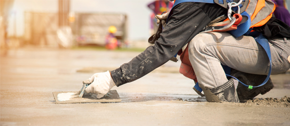 commercial concrete contractors